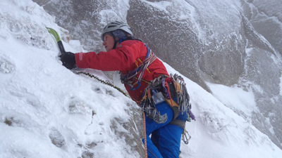 Winter Climbing Introduction